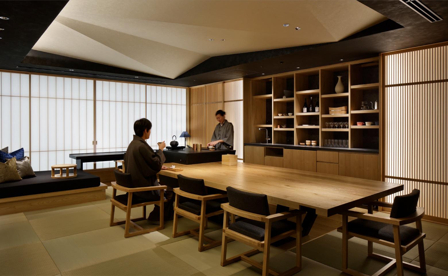 Hoshinoya Tokyo A Dream Hoshino Resorts