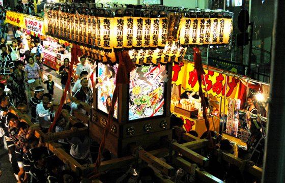 2018年龍王祭(鬼怒川・川治温泉)の見どころ・開催日時