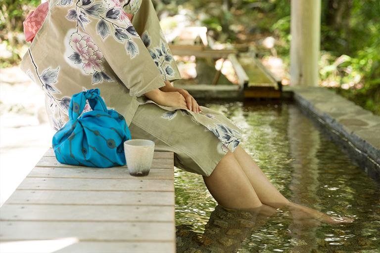 無料の足湯が楽しめる鬼怒川温泉・湯西川温泉のおすすめスポット