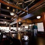 日光のカフェ
