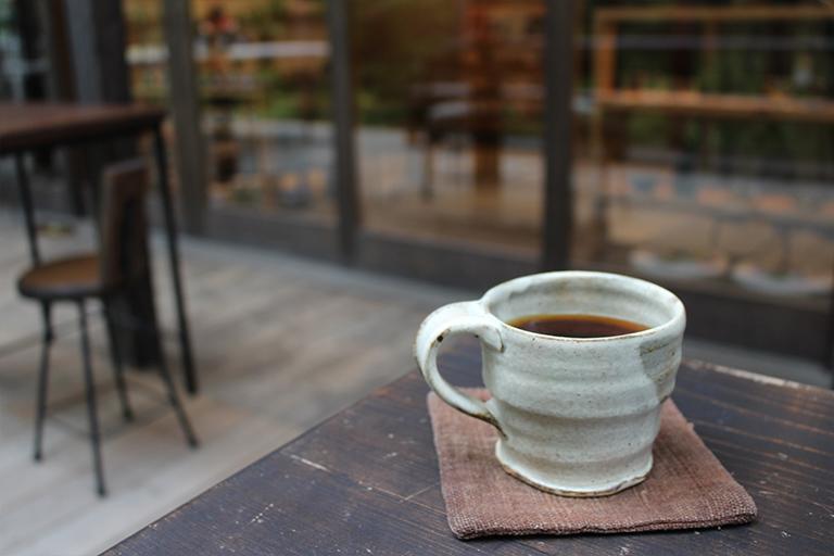 山もえぎ コーヒー