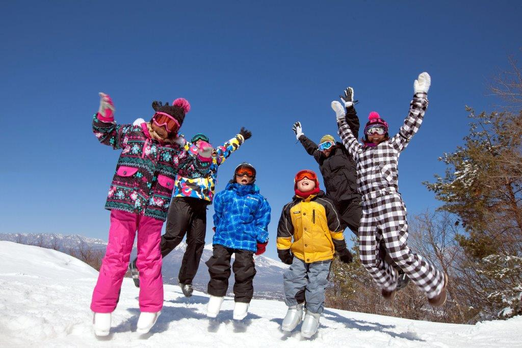 冬の軽井沢でスキーを楽しもう!スキーを満喫のための完全ガイド