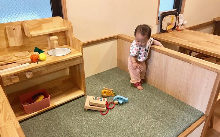 ごはんカフェ和み 店内