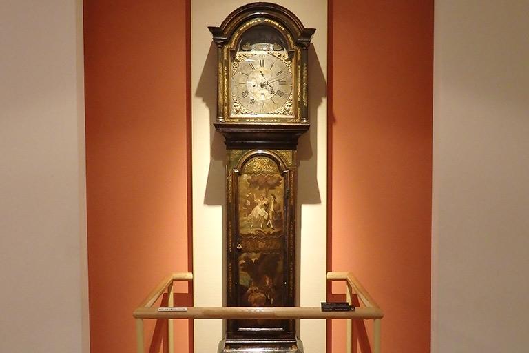 時計博物館 グランドファーザークロック