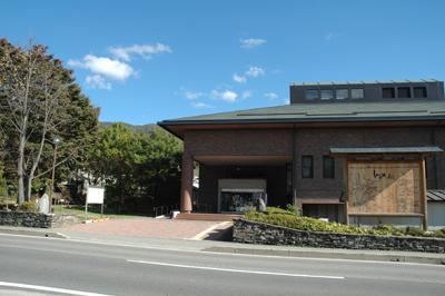 松本市立考古博物館 外観