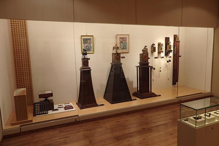 時計博物館 展示