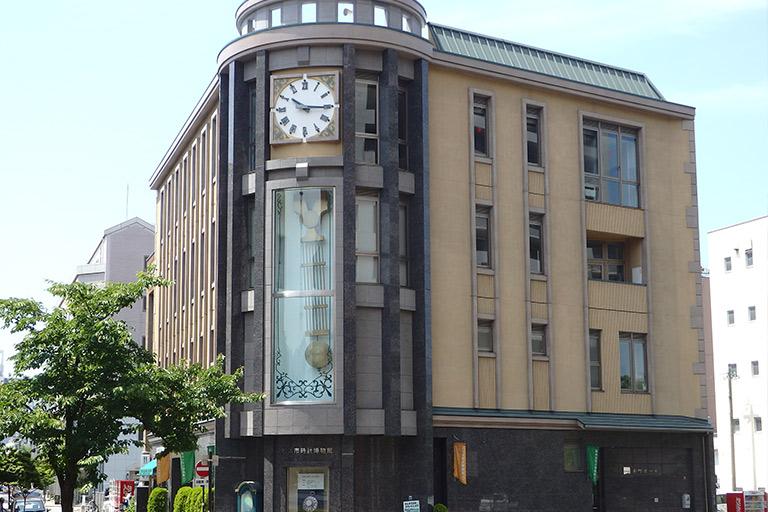 松本市時計博物館 外観