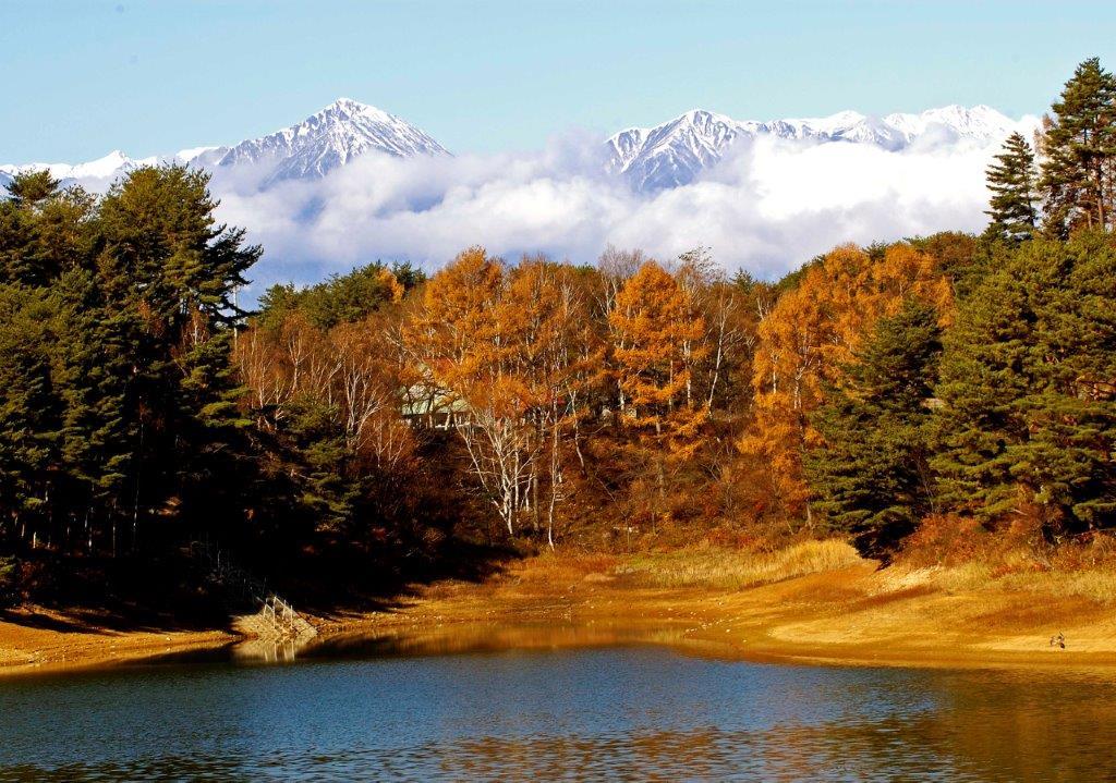 壮観な風景に圧倒される、松本市で絶景が見られるスポット5選