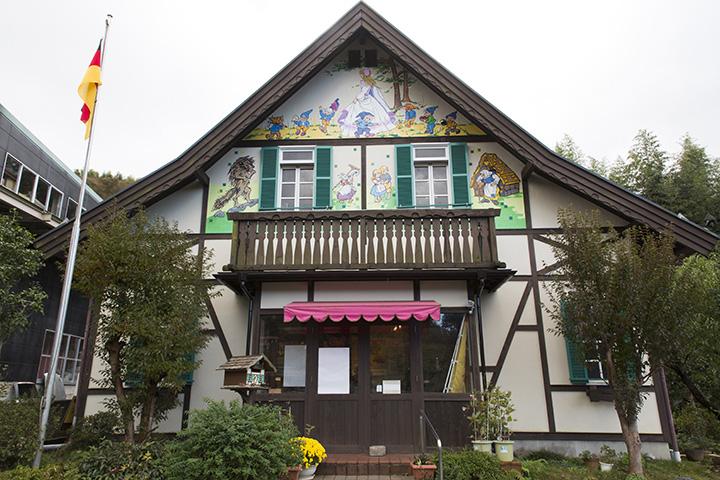 Ham house Grimm店舗