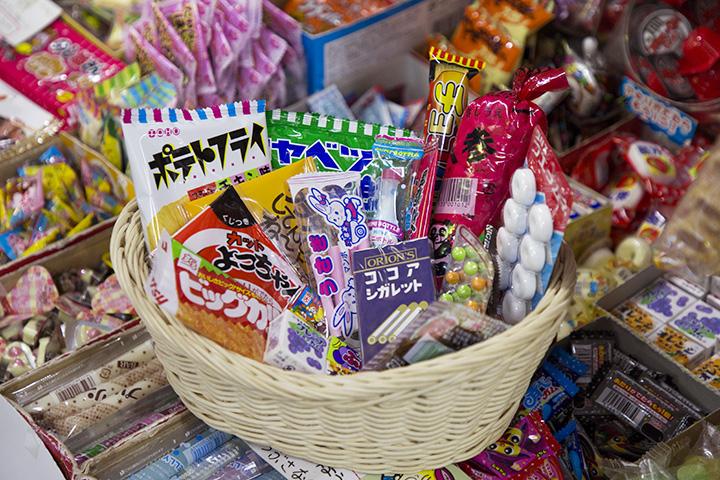 和田たばこ店駄菓子