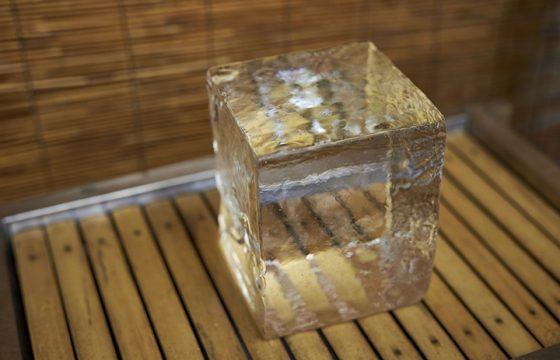 """""""口福""""のかき氷を求めて、日光天然氷の蔵元「松月氷室」へ"""