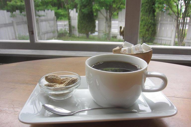七か月 コーヒー