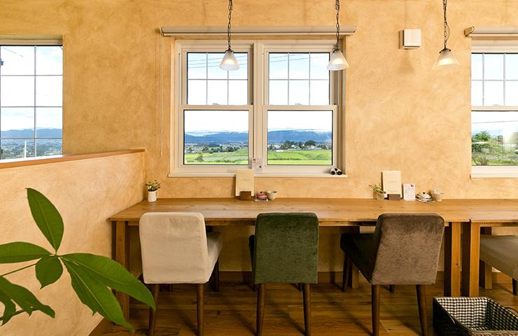 安曇野のおいしいカフェ・絶景カフェ