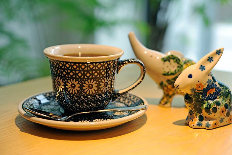 城下町の散策にふさわしい、松本のノスタルジックなカフェ