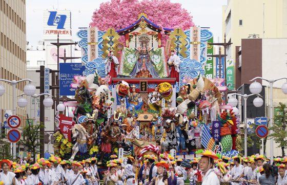 【2018年版】八戸三社大祭の見どころ&楽しみ方