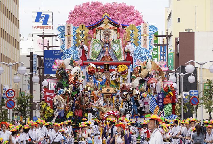 【2019年版】八戸三社大祭の見どころ&楽しみ方