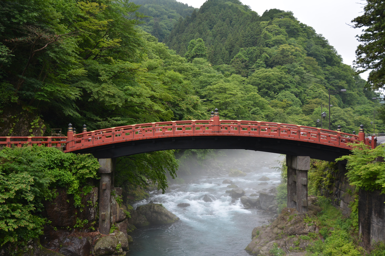 神橋の風景画像
