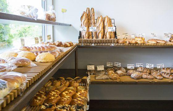 個性的なパンが揃う軽井沢のベーカリー