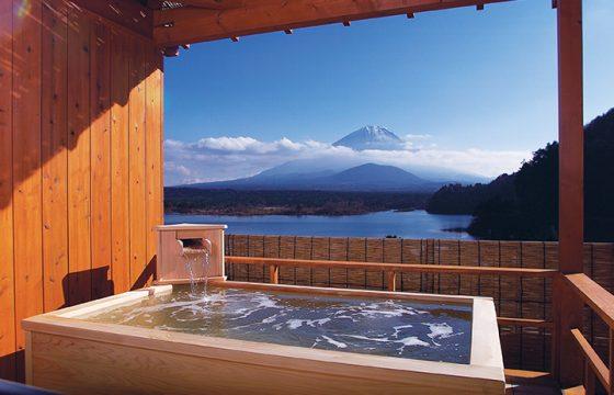 富士山の眺望を楽しめる、河口湖周辺のおすすめ日帰り温泉5選