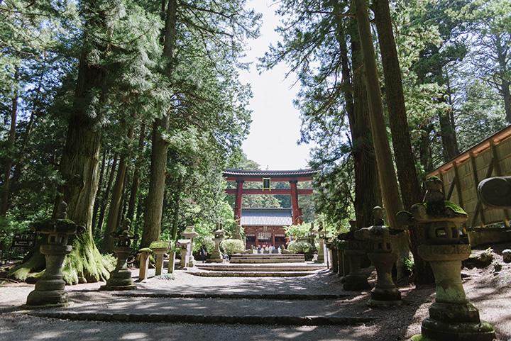 1900年以上の歴史を紡いできた、北口本宮冨士浅間神社