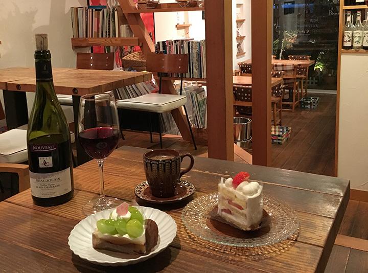 Cafe TATI sweets(カフェ・タチ・スイーツ)