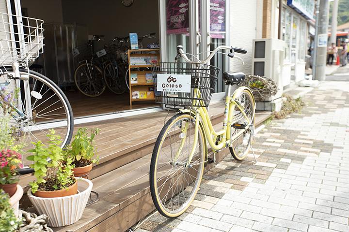 一人旅におすすめ!便利なレンタサイクルで巡る伊東の名所散歩