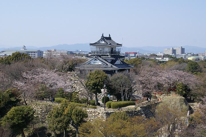 浜松の春(3月~5月)の気温・服装について