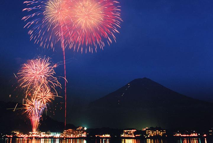 河口湖(富士五湖)の夏(6~8月)の気温・服装について