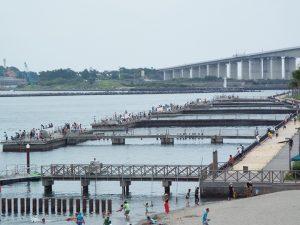 新居弁天海釣公園