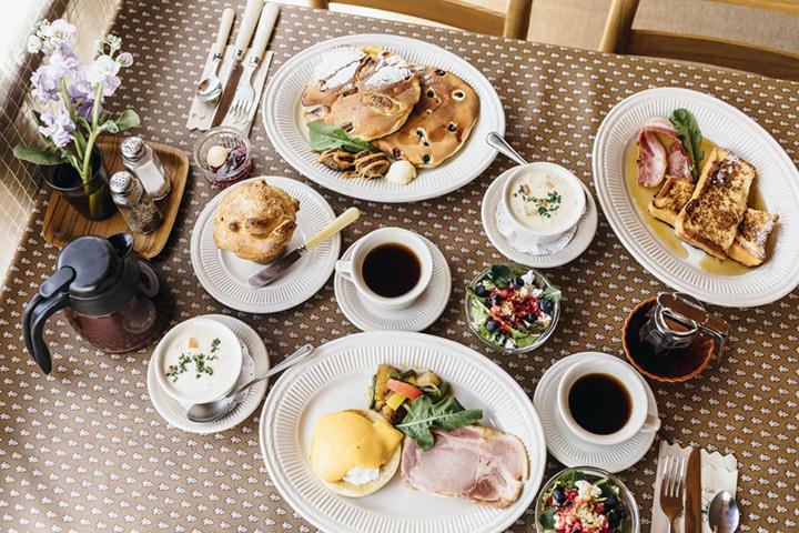 早起きして出かけたい軽井沢の朝食スポット7選