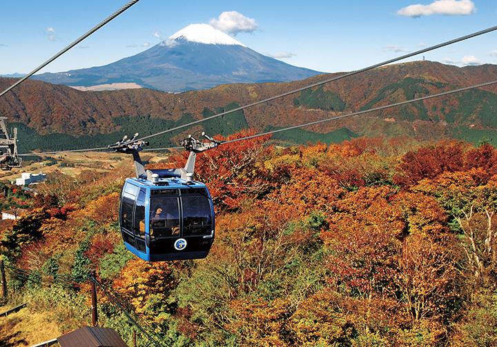 【2019年版】秋の箱根で愛でる厳選紅葉スポット13選