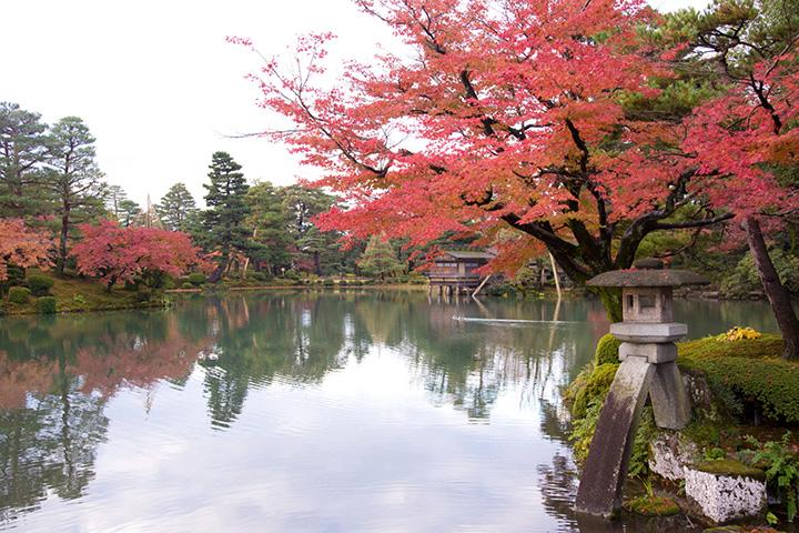 金沢エリア(加賀市含む)の秋(9~11月)の気温・服装について