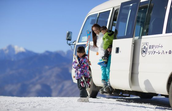 八ヶ岳周辺の冬を楽しむ、スキーやスケートなどのアクティビティ6選