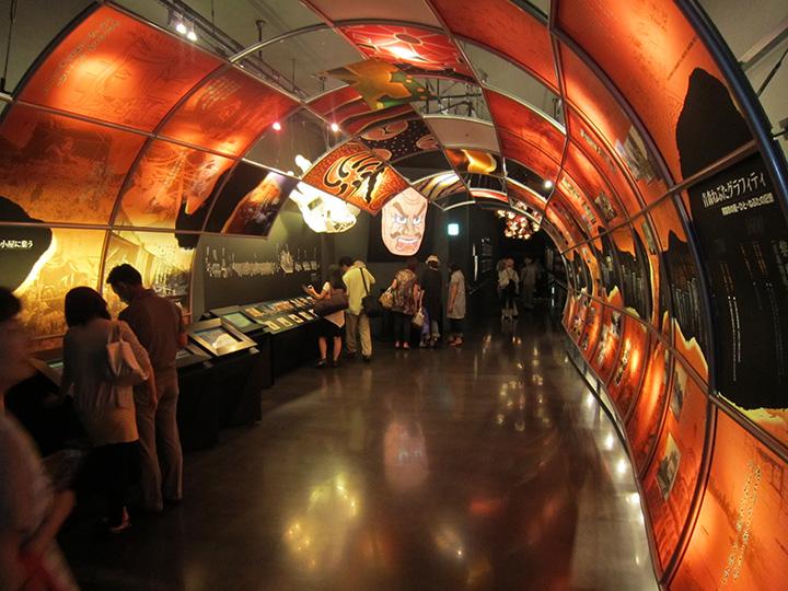 ねぶたの歴史を伝える、ねぶたミュージアム