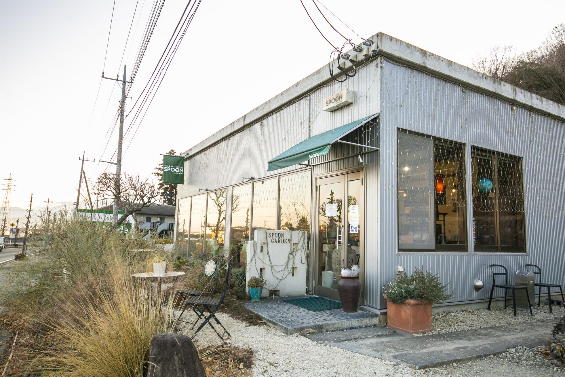 TEA&RESTURANT SPOON Garden 須玉店