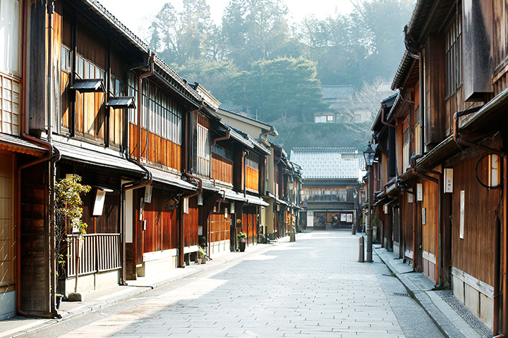 一度は行きたい!金沢のおすすめ観光スポット