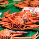金沢の台所、近江町市場でおいしいもの三昧