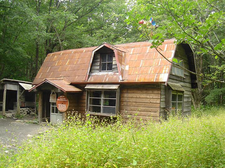 「五郎3番目の家」も撮影当時のまま残っている