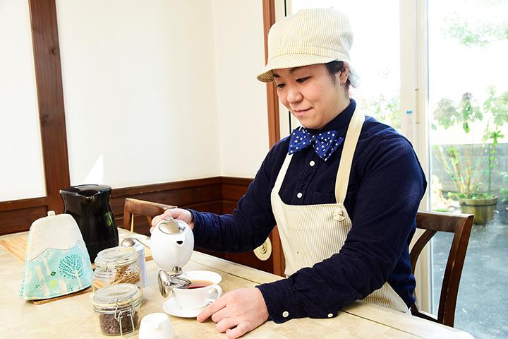 紅茶教室は、毎月第4水曜日
