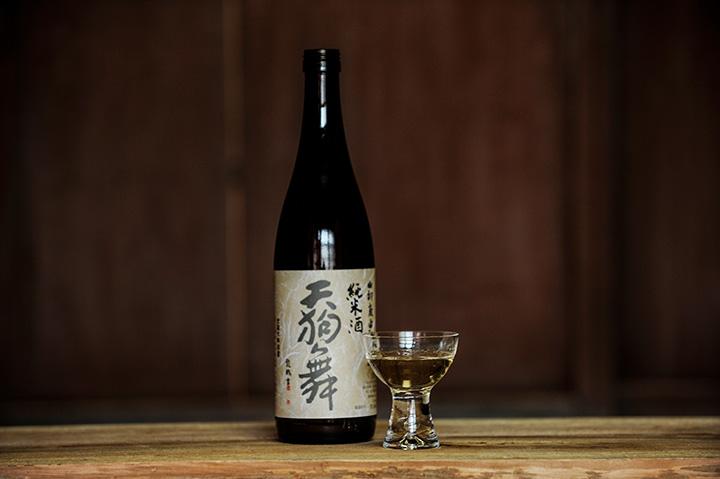 老熟したコクと酸味がクセになる「山廃仕込 純米酒」720ml