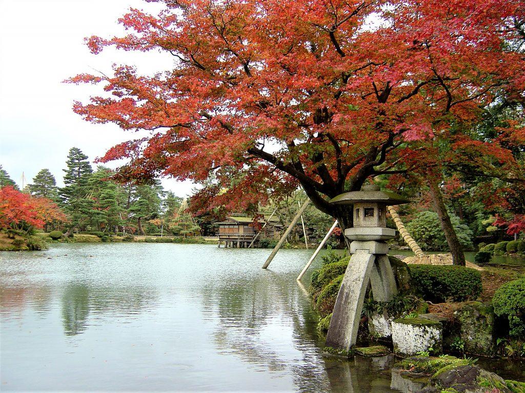 【2019年版】金沢・加賀のおすすめ紅葉スポット