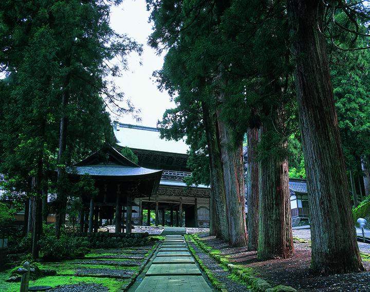 写真提供:大本山永平寺