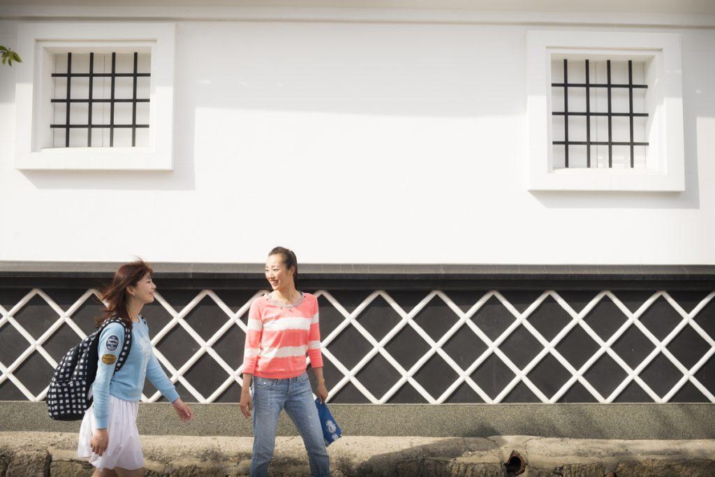 松本の城下町散策、女子旅におすすめの街歩き