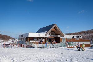 サッポロテイネ スキー場