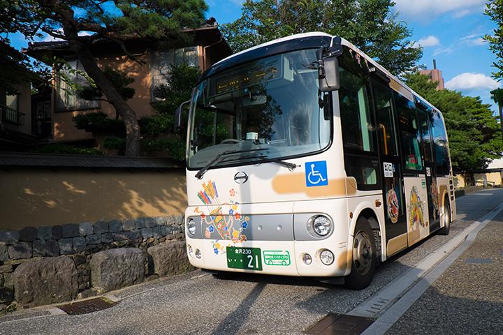 金沢ふらっとバス