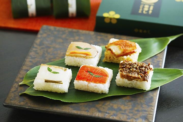金沢のおいしい味をテイクアウト。お土産に、旅のお供におすすめ