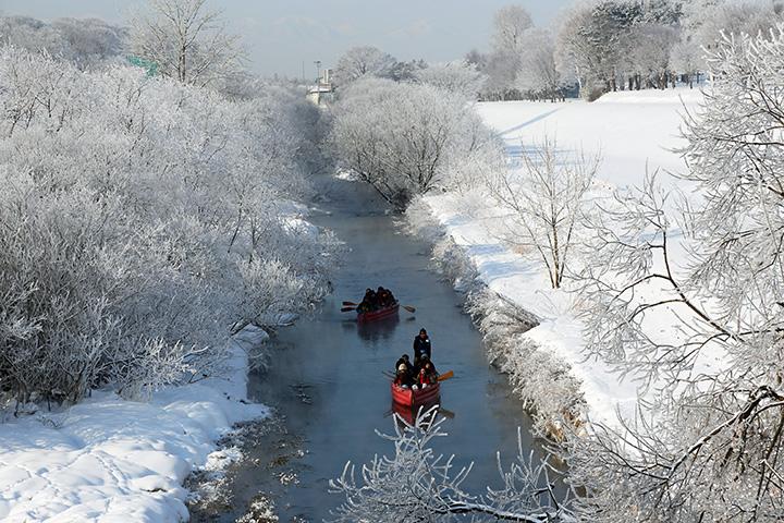 冬だけの楽しみがいっぱい、帯広・十勝の観光スポット6選