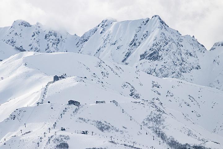 長野オリンピックの舞台になった、日本を代表するスキー場