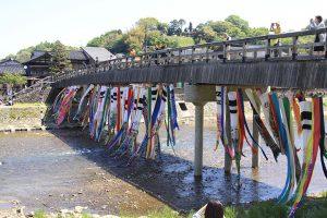 浅野川 鯉流し