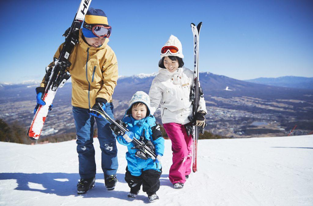 子連れで楽しくスキーデビュー!首都圏から楽々アクセスできるスキー場6選